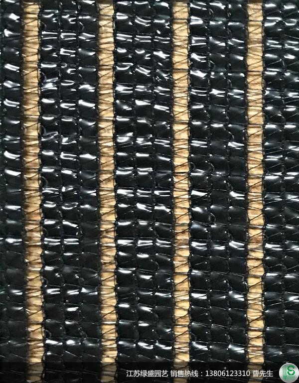 LSH75B 外用黑白型遮阳网帘幕